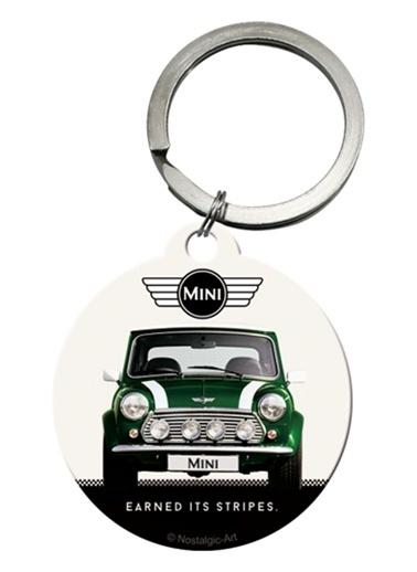 Mini Cooper Anahtarlık-Nostalgic Art